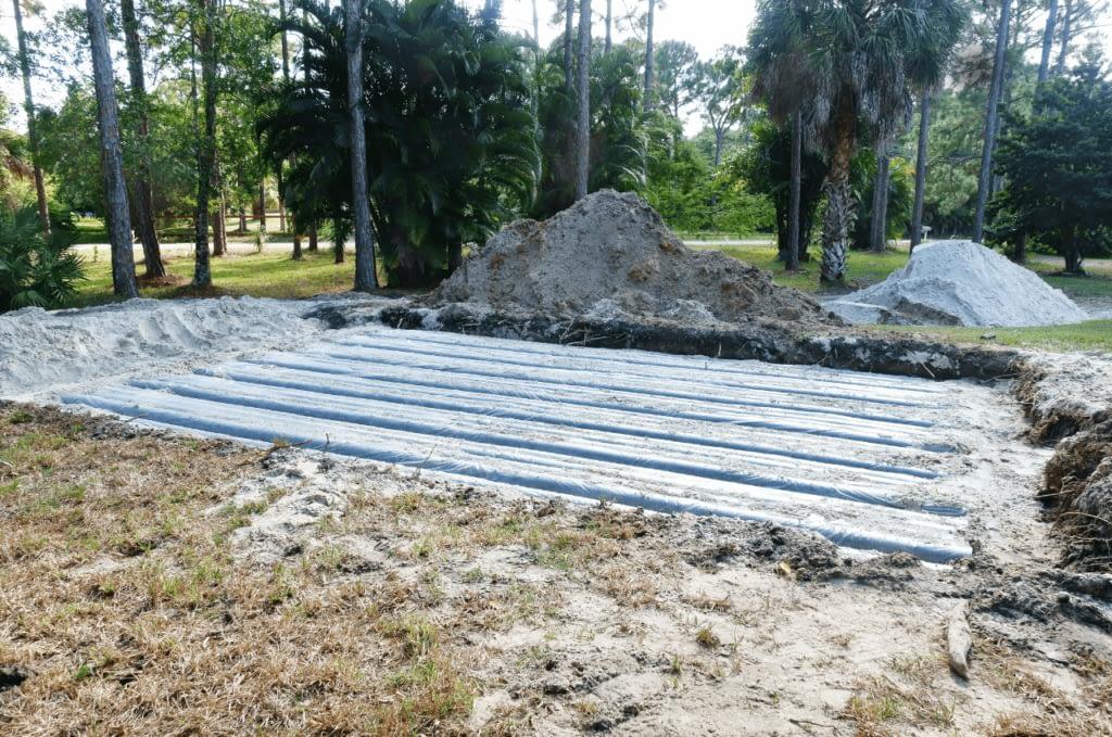 Leach field-repair, Chattanooga leach field repair, leach field