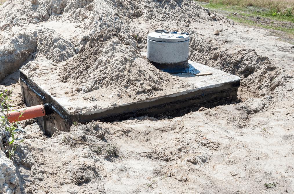 local septic tank service