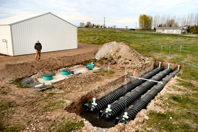 Chattanooga Septic Field Line Repair